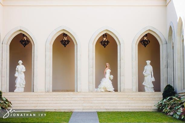 Wedding photos at Chateau Cocomar