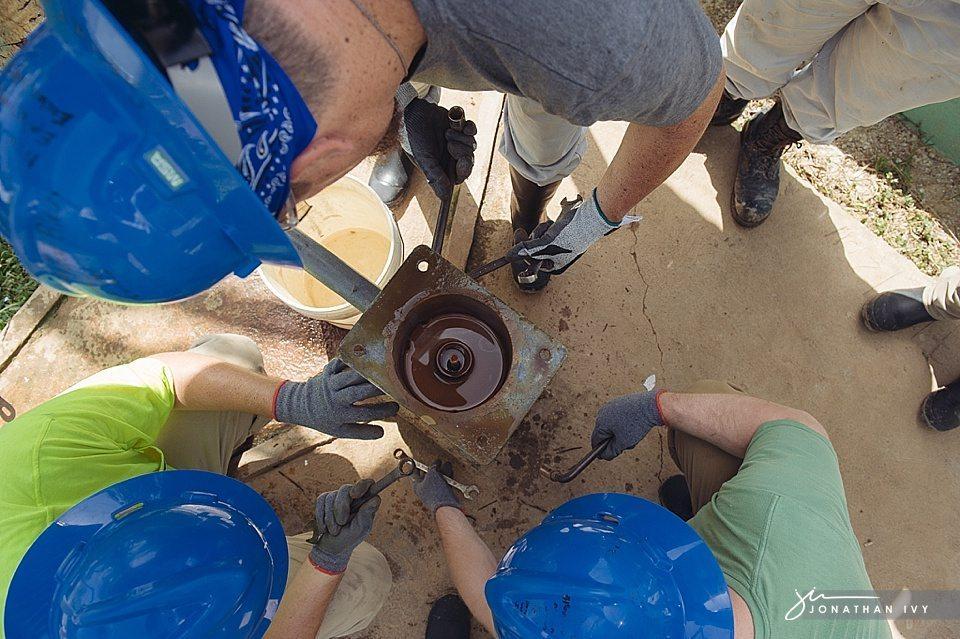 Living Water Well Team Honduras