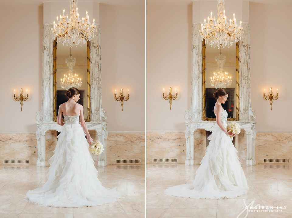 Traditional Bridal at Chateau Cocomar