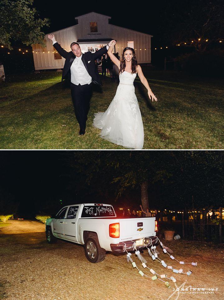 The Prairie Wedding Round Top Texas
