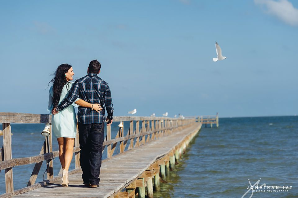 Coastal engagment rockport texas