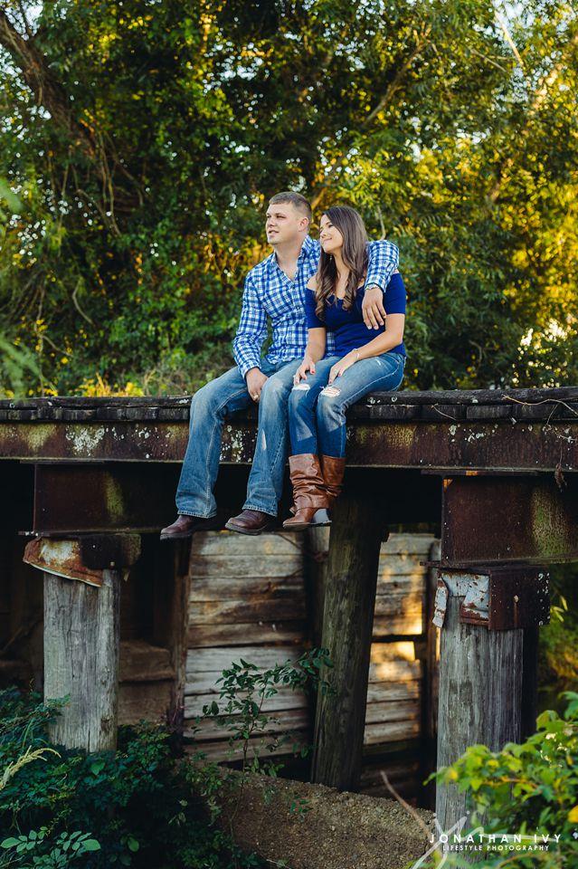rustic barn engagement houston