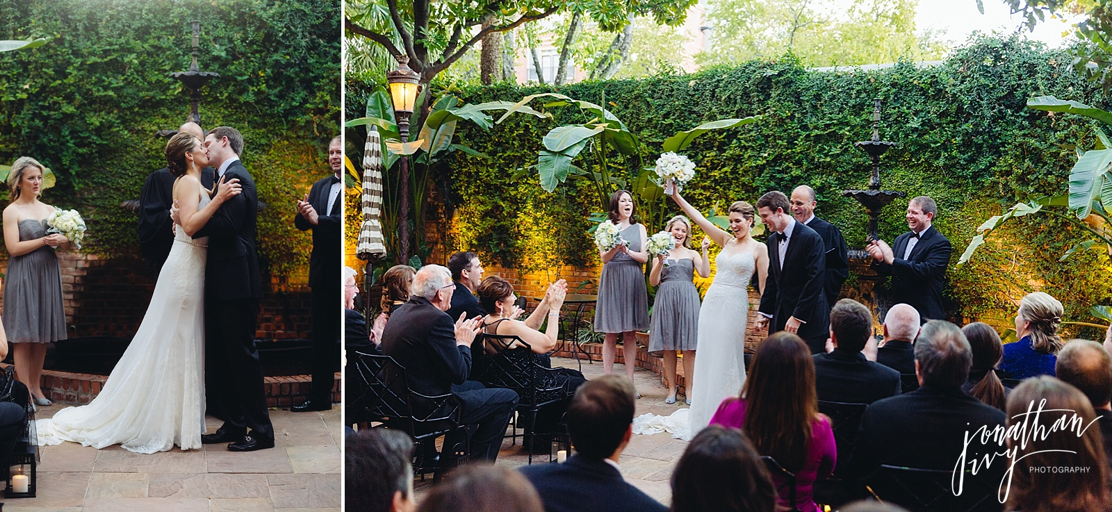 Brennan's of Houston Wedding