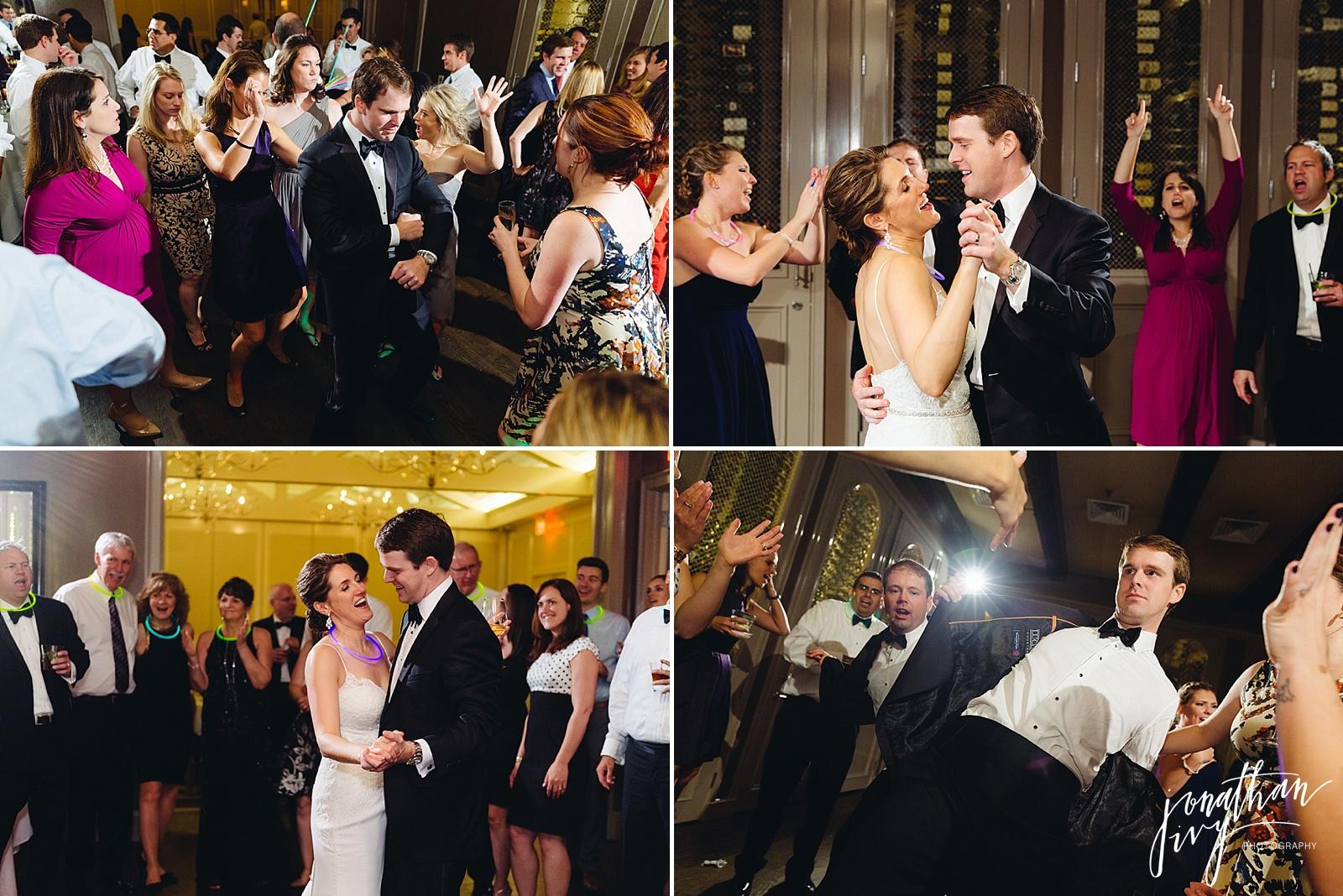 Brennan's of Houston Wedding