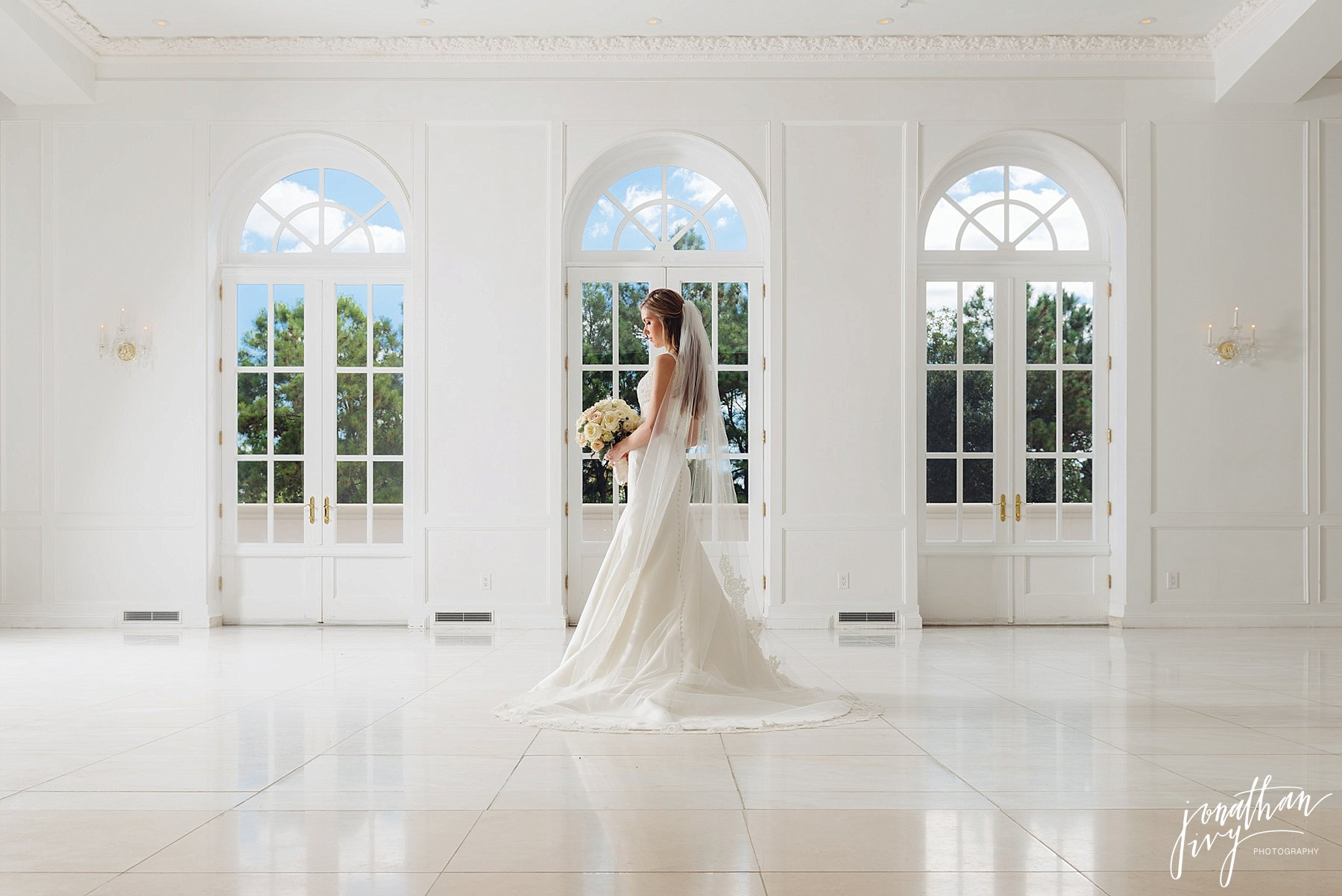 Bridals at Chateau Cocomar