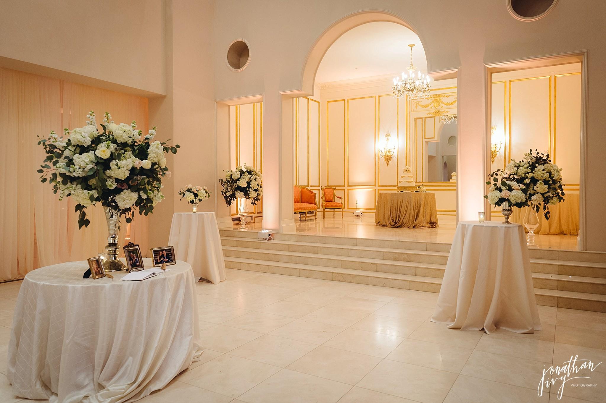 Chateau Cocomar Wedding