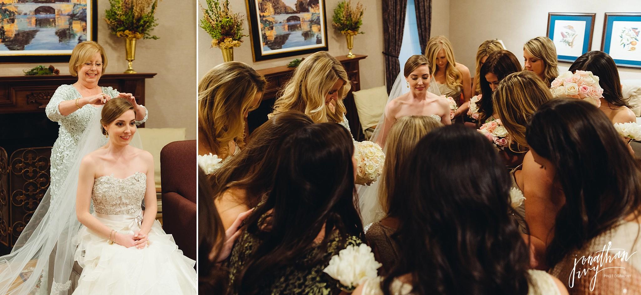 Houston Country Club Wedding