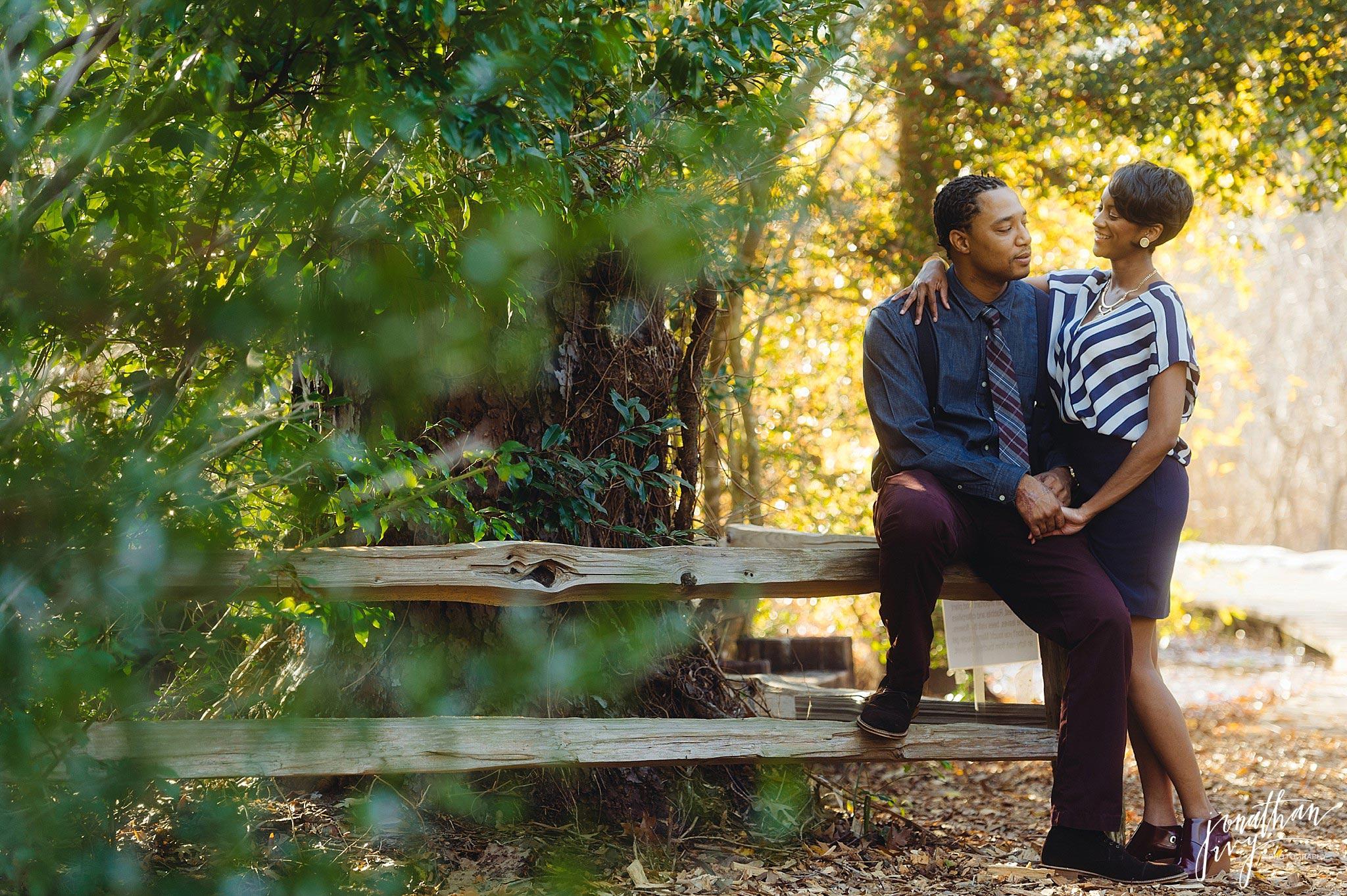 Houston Botanical Garden Engagement