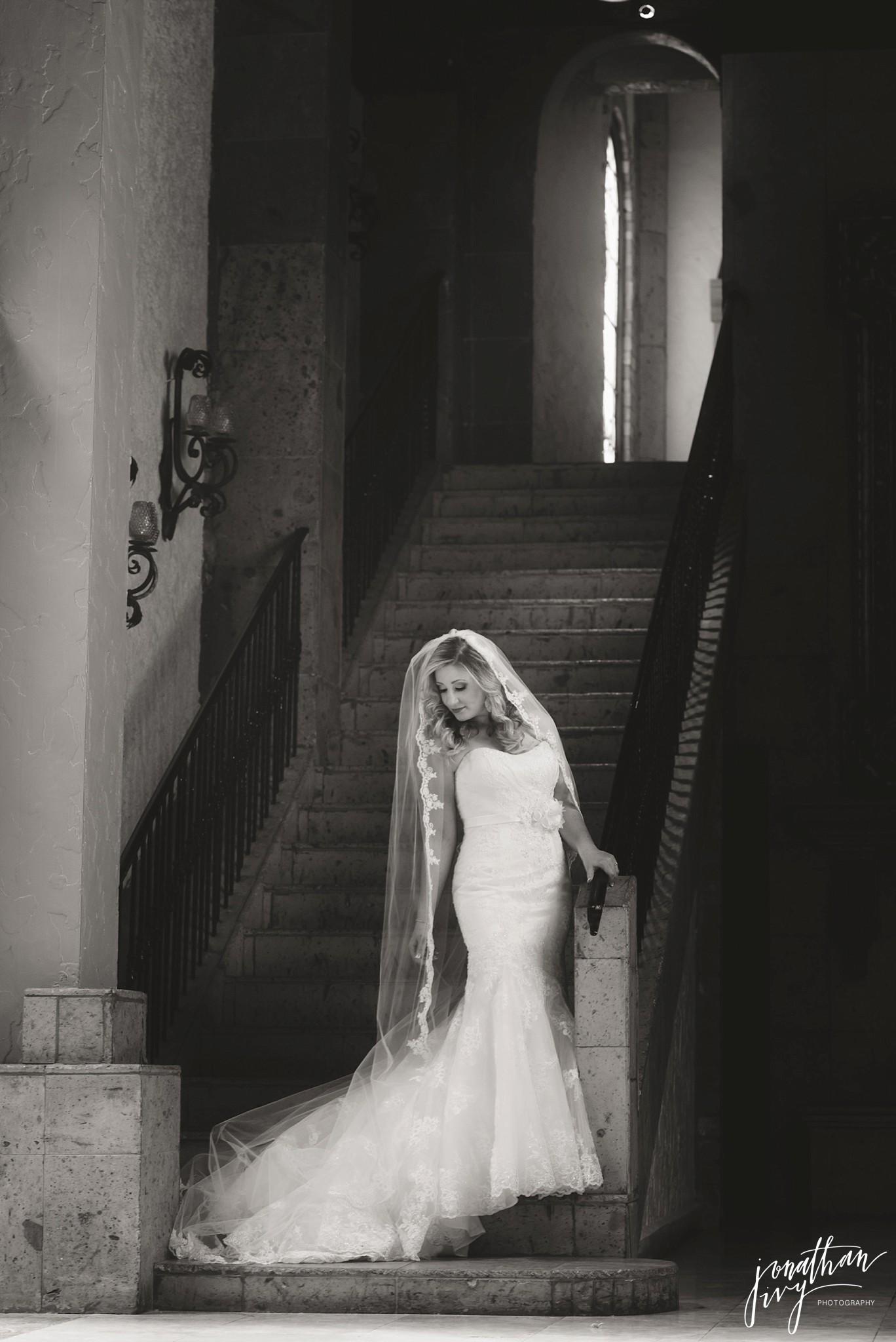 Bridals at Las Velas in Houston