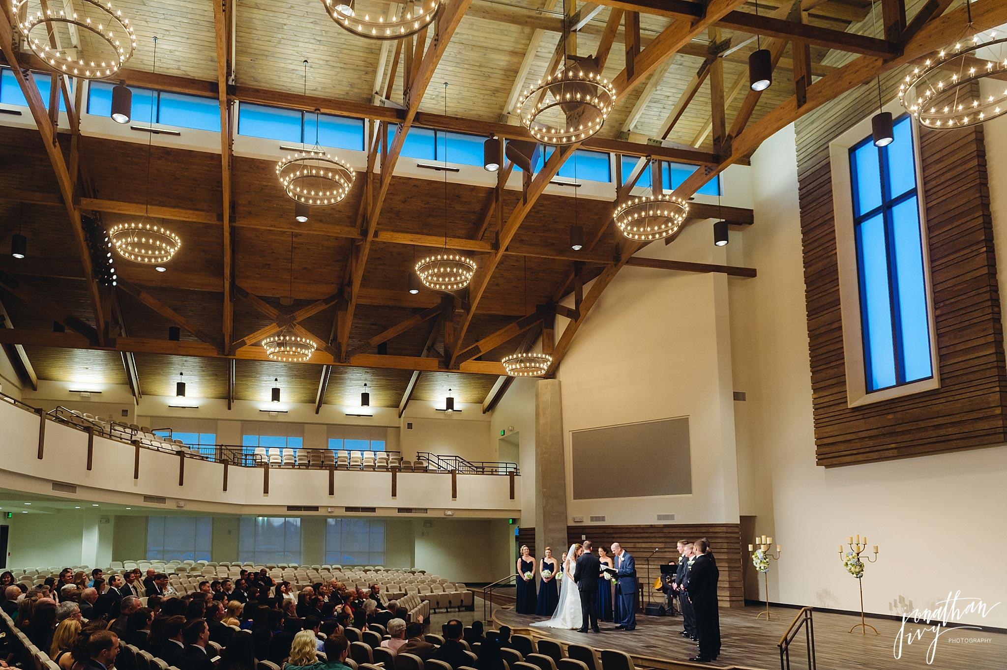 Grace Bible Church Houston Wedding