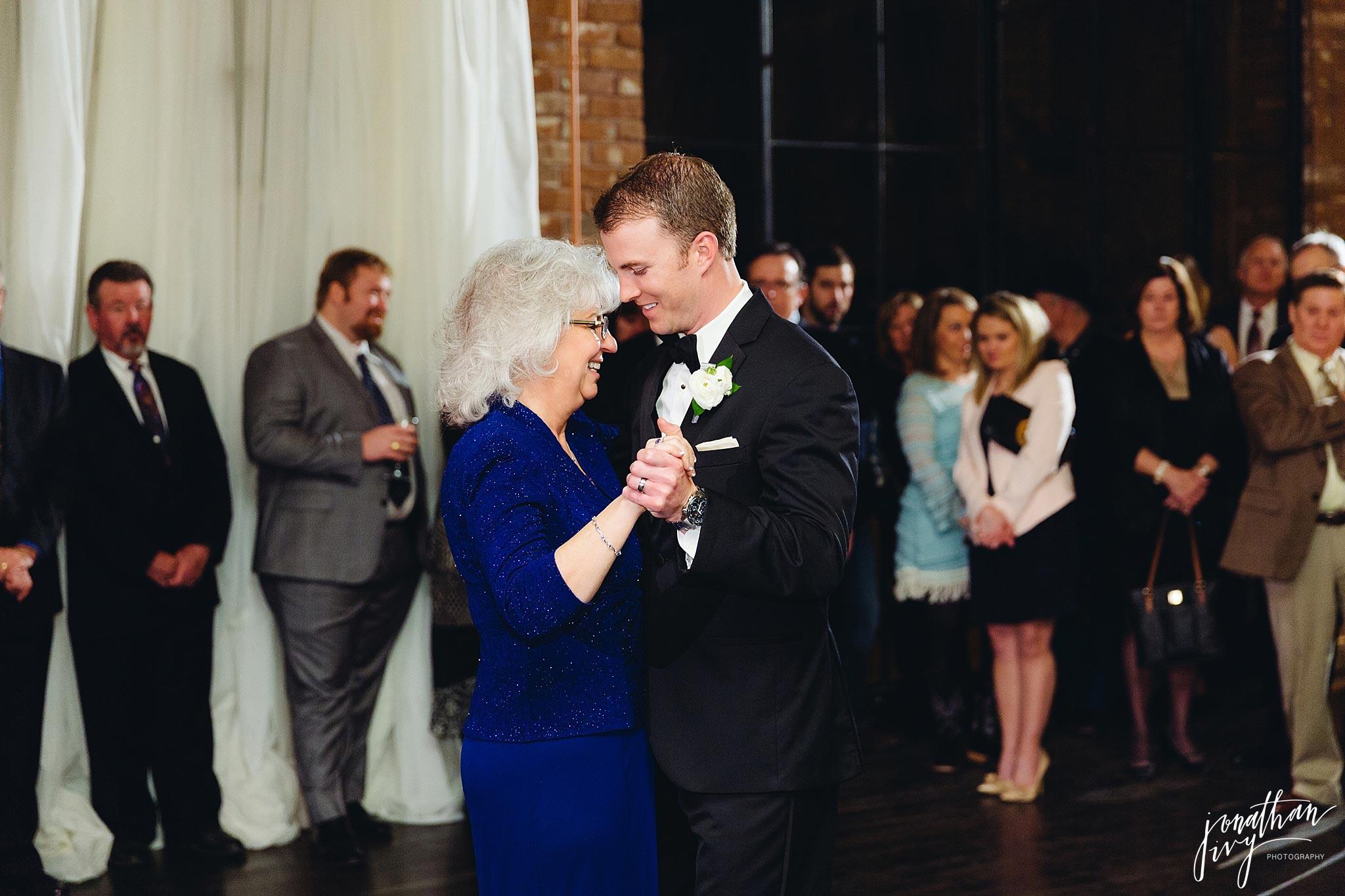 Station 3 Wedding in Houston