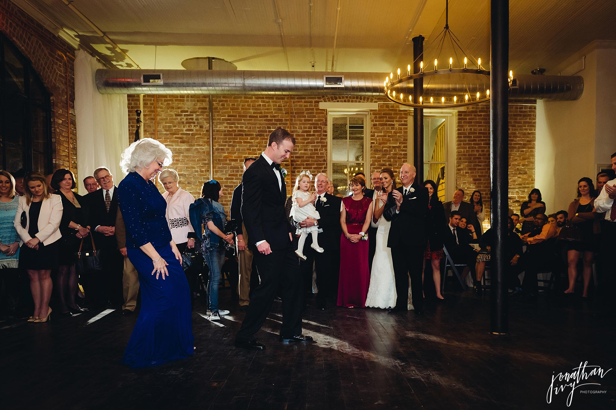 Station 3 Wedding in Houston