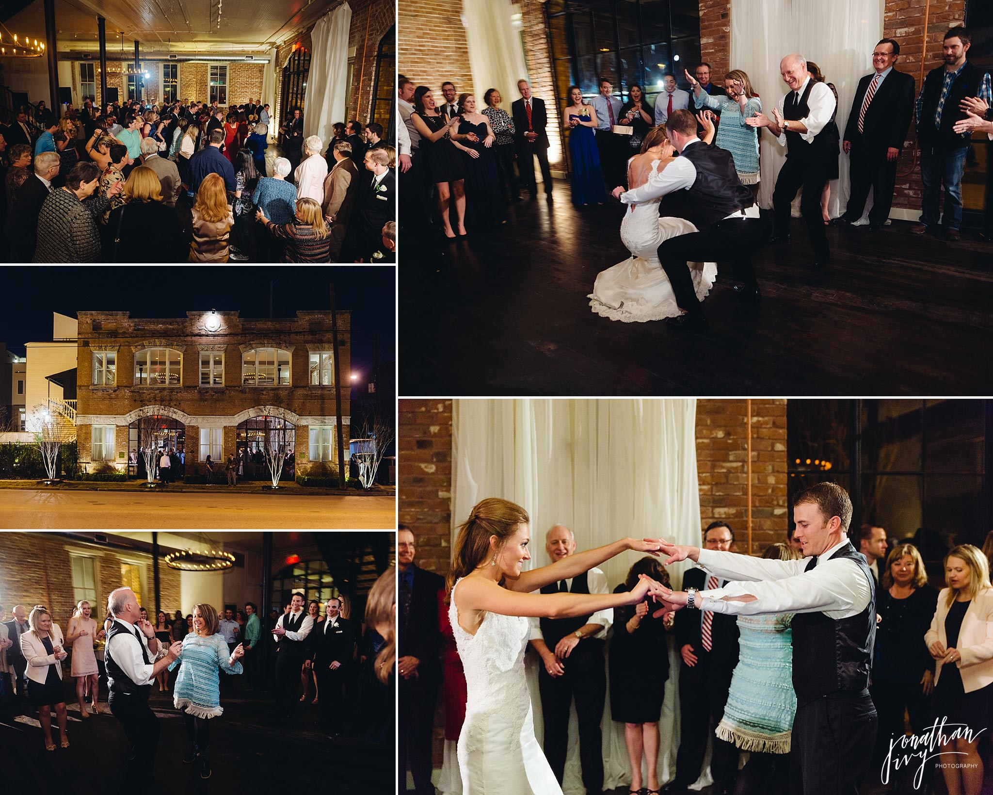 Station 3 Wedding Reception