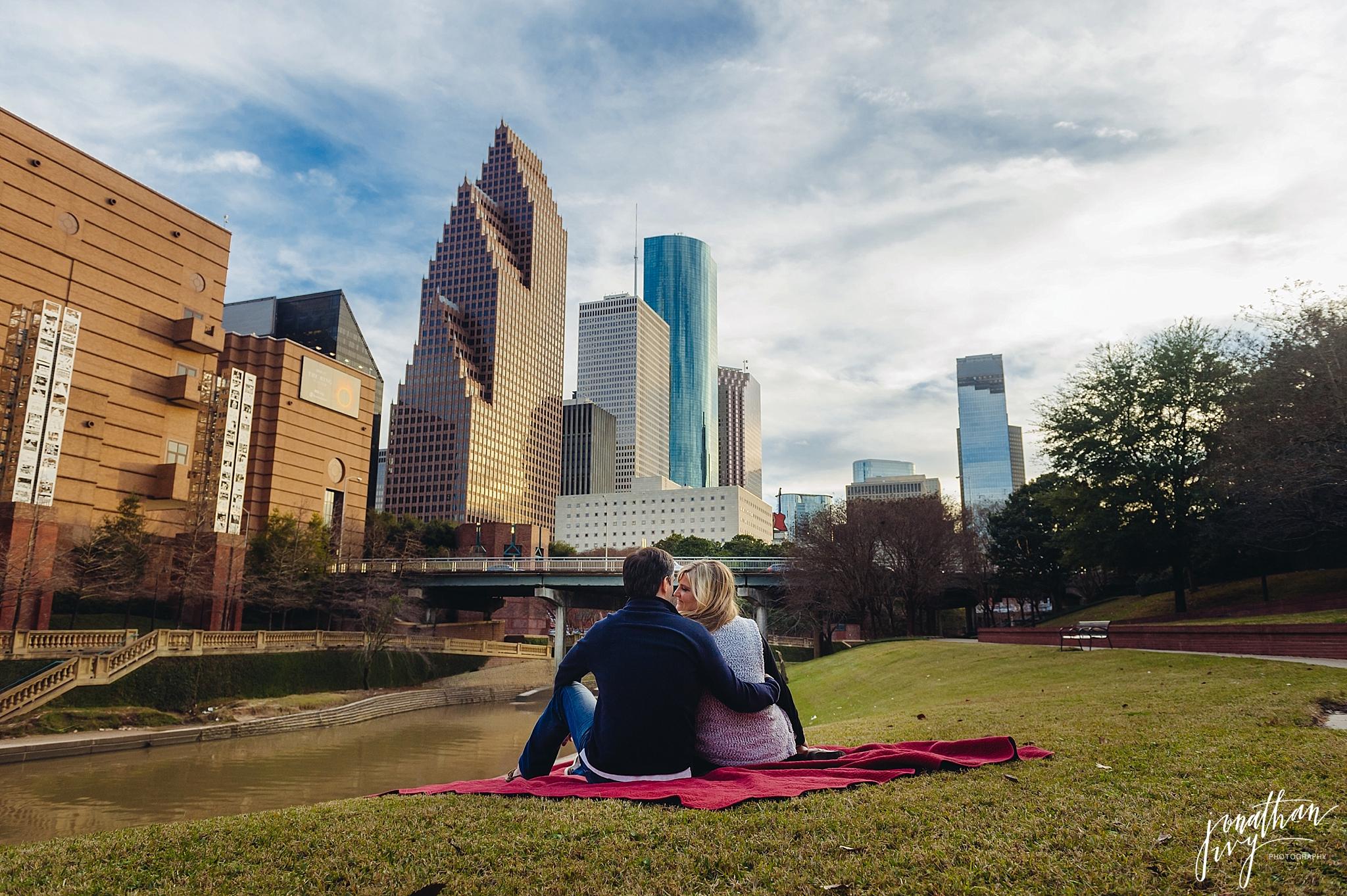 Engagement Photographer Houston