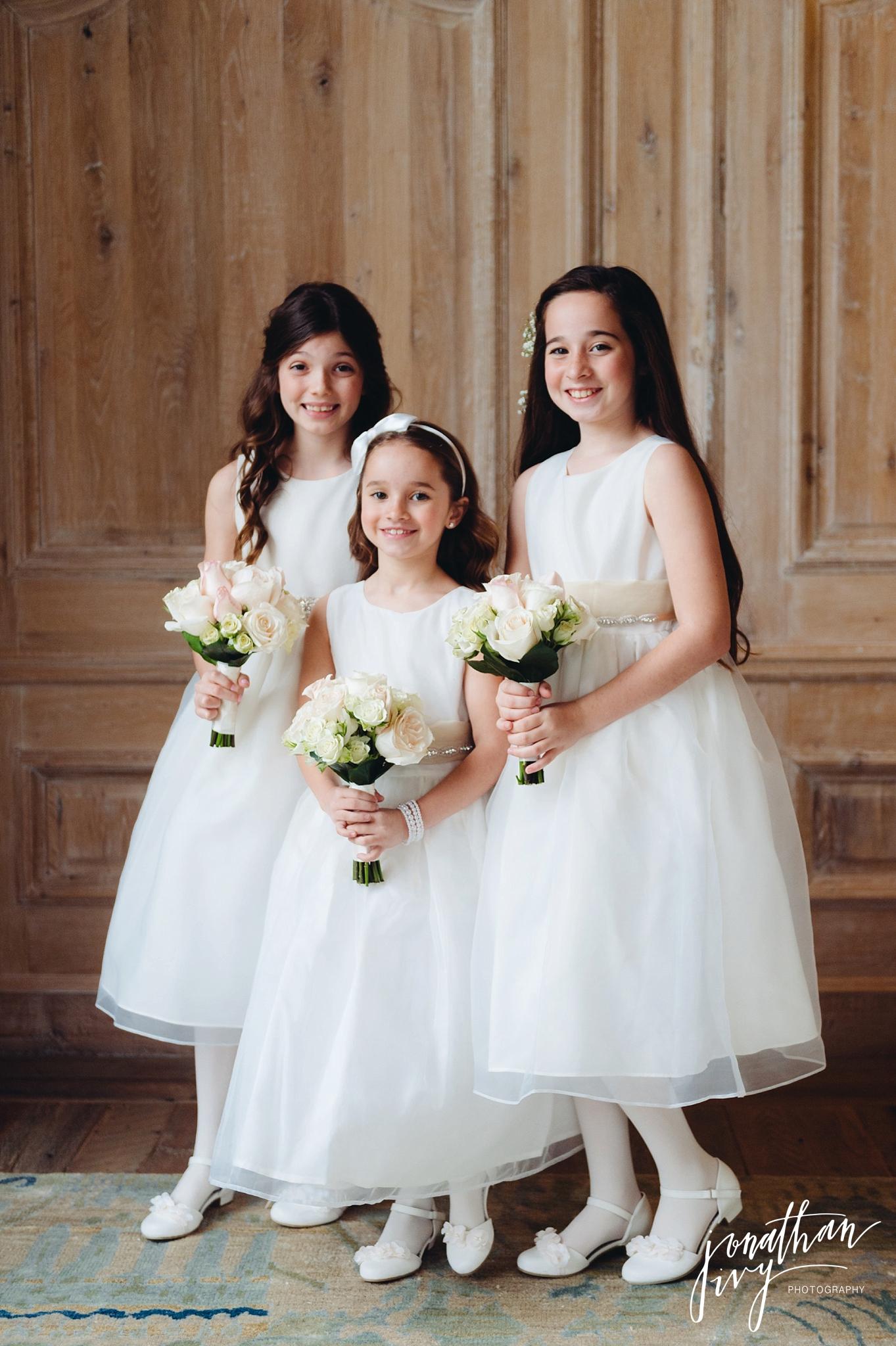 Houston Oaks Chapel Wedding
