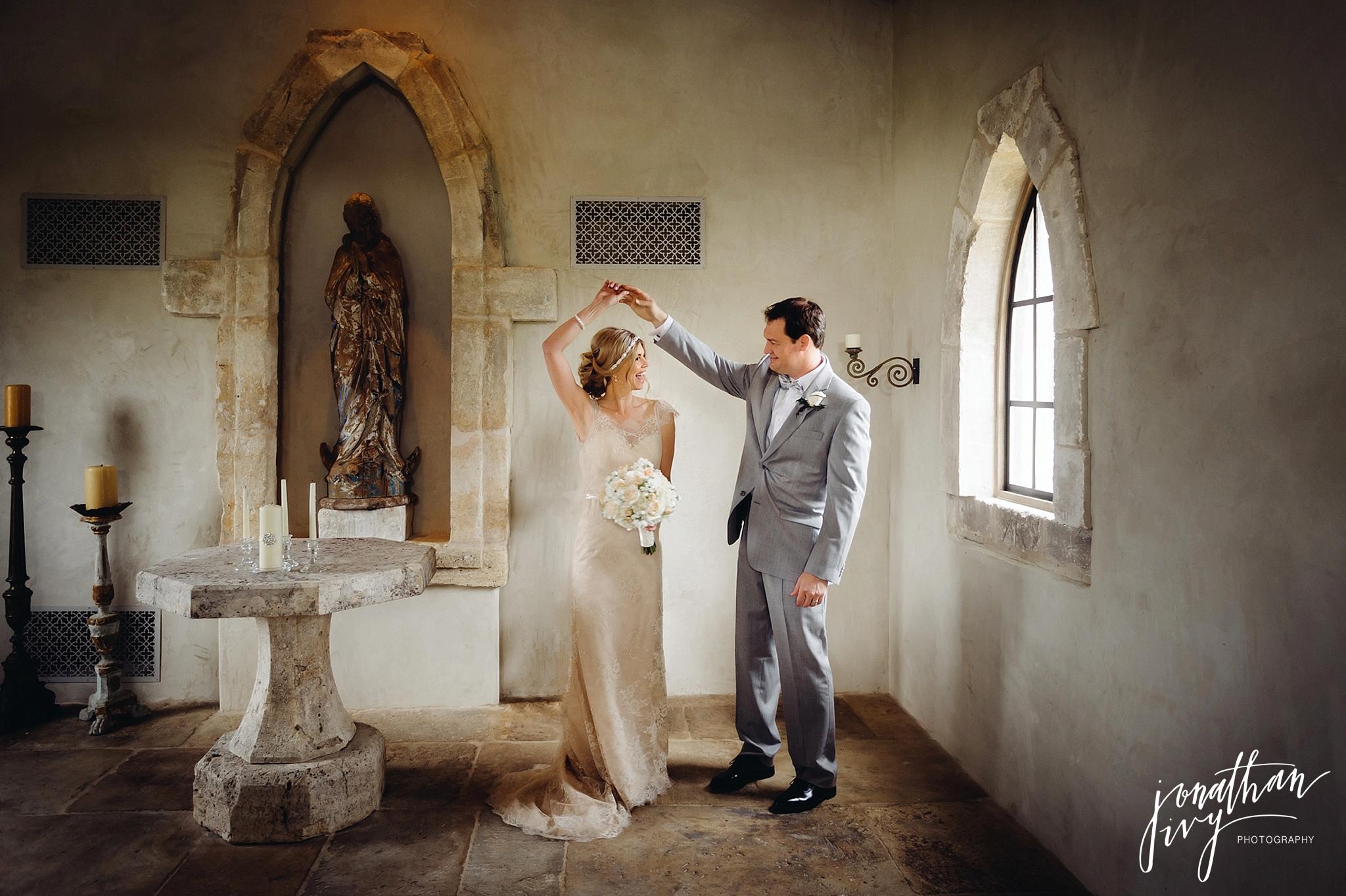 Houston Oaks Country Club Wedding