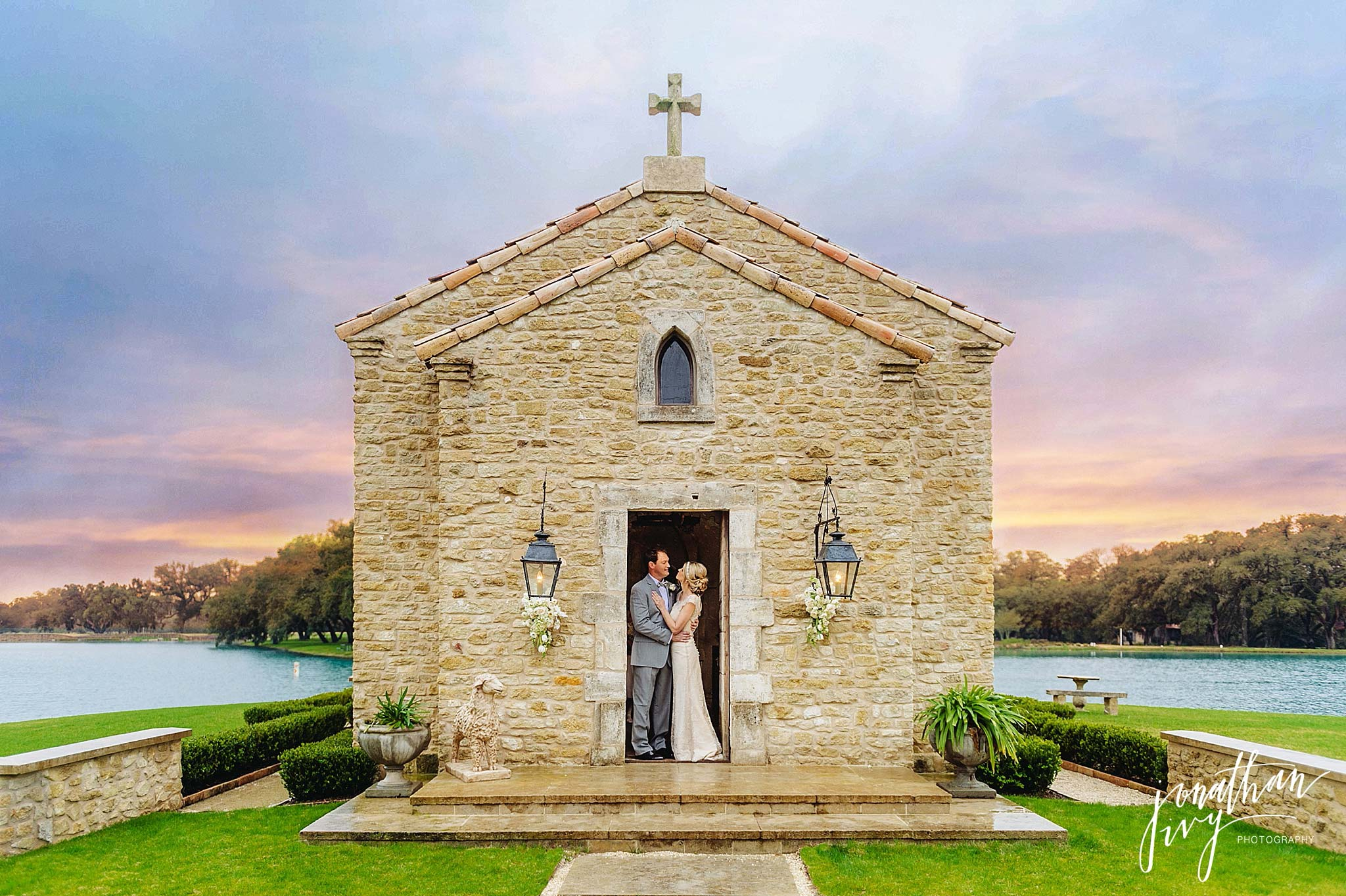 Houston Oaks Country Club Wedding
