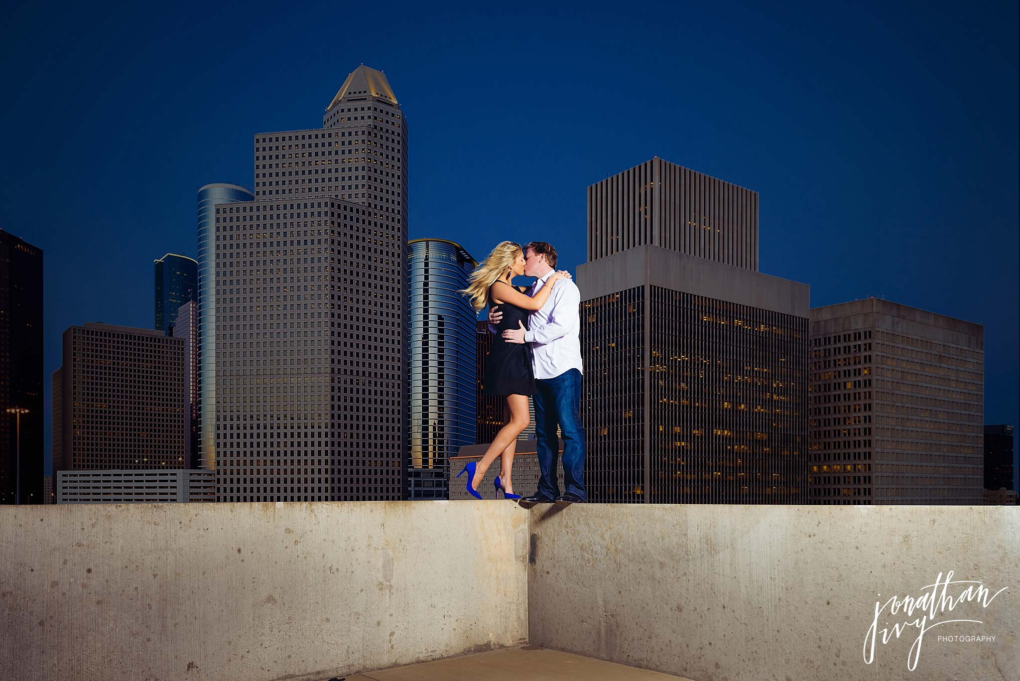 Houston Downtown Engagements
