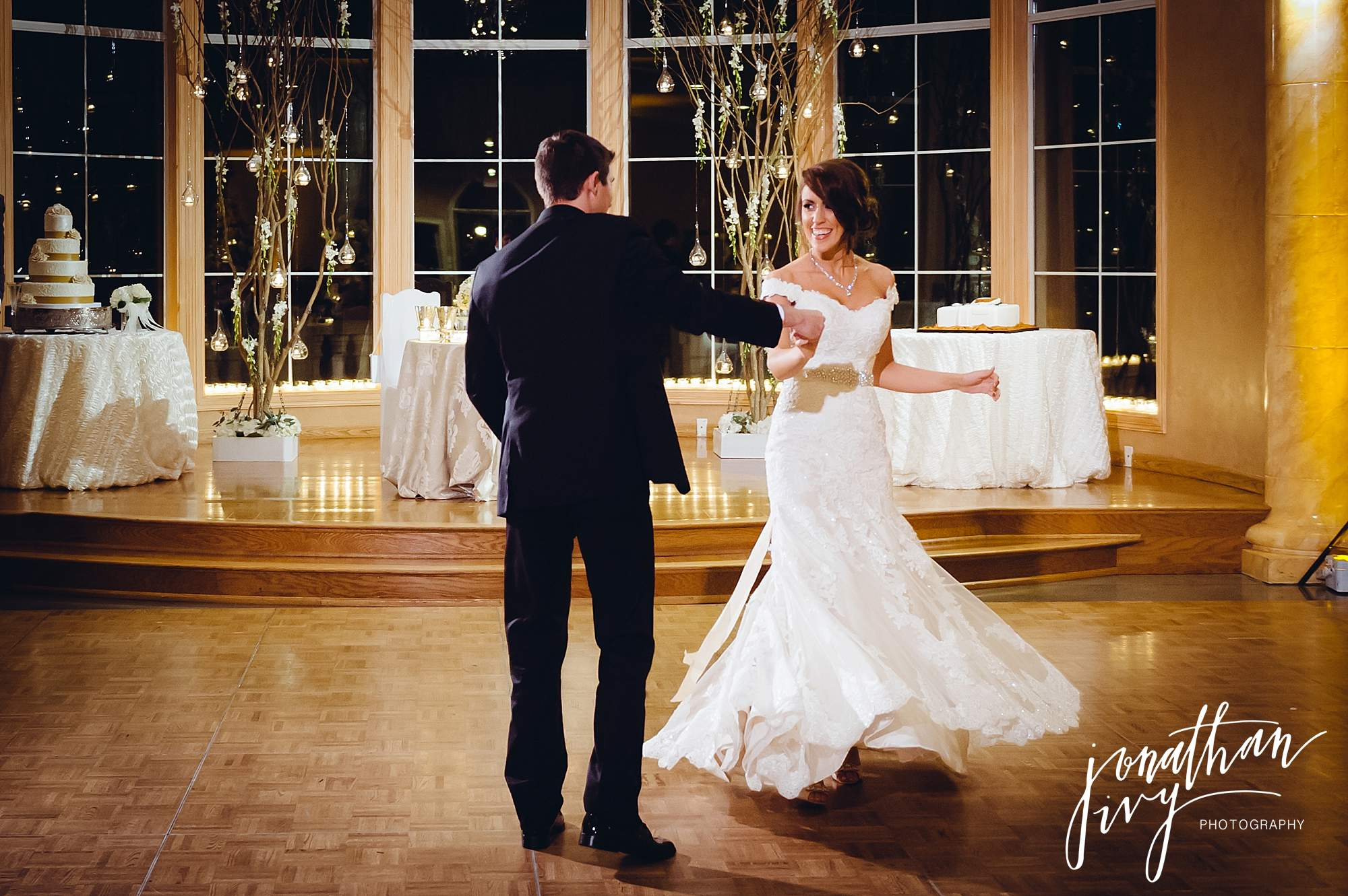 chateau polonez first dance bride groom