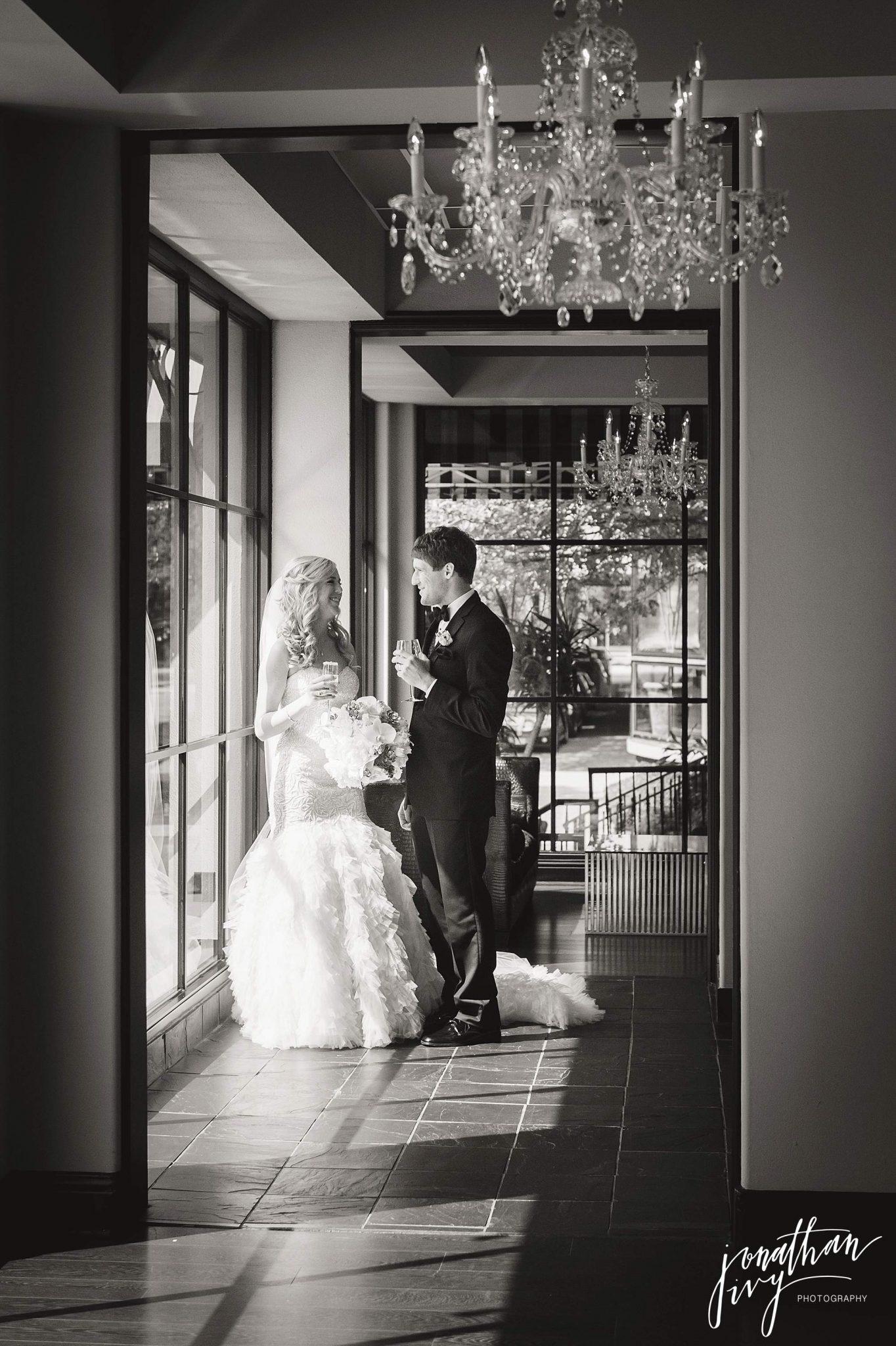 Sexy Hotel Zaza Wedding Houston