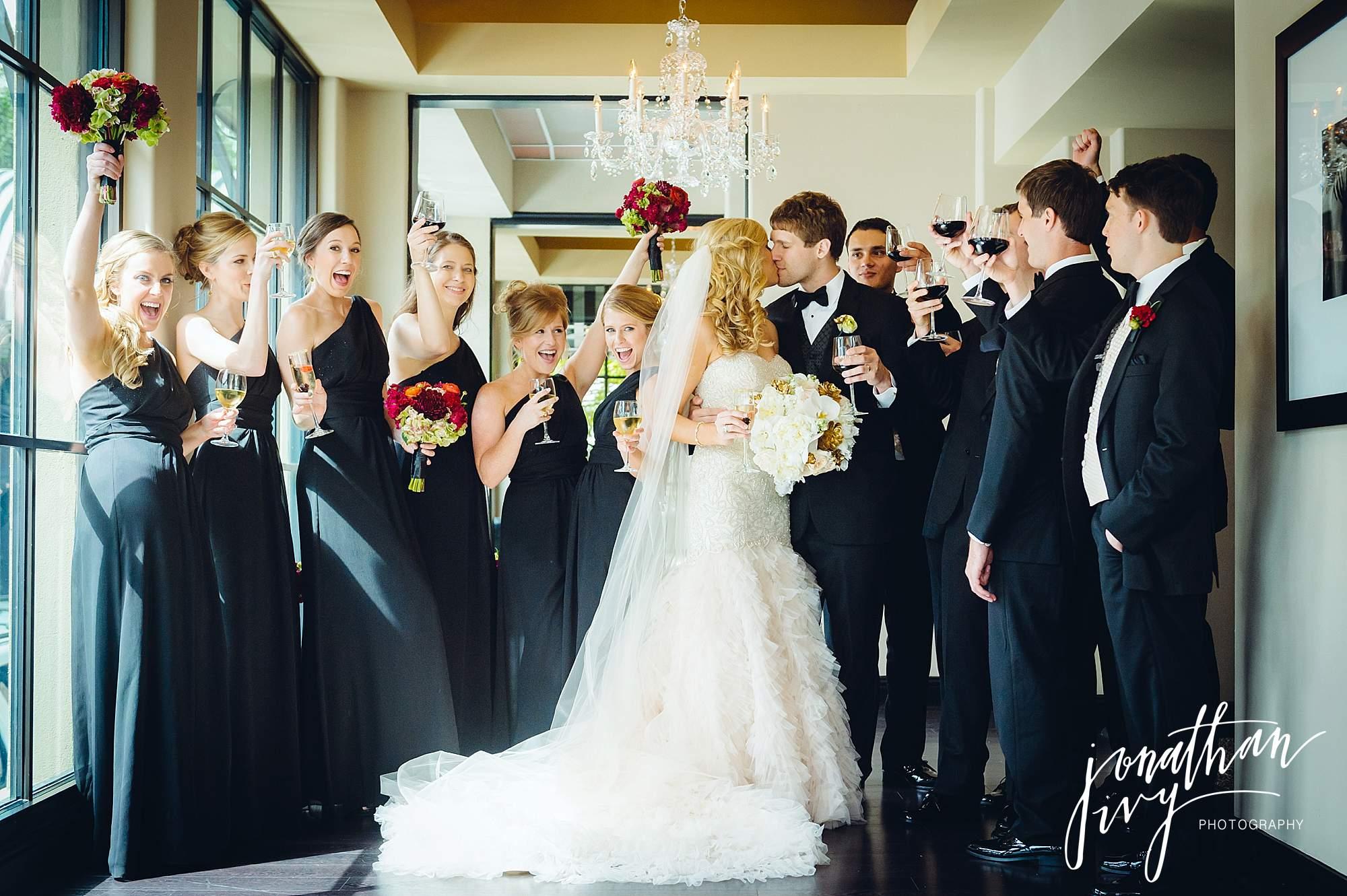 Hotel Zaza Wedding Party