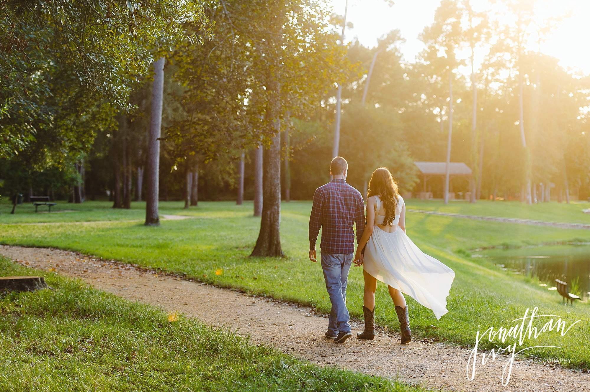 The Woodlands Engagement locations