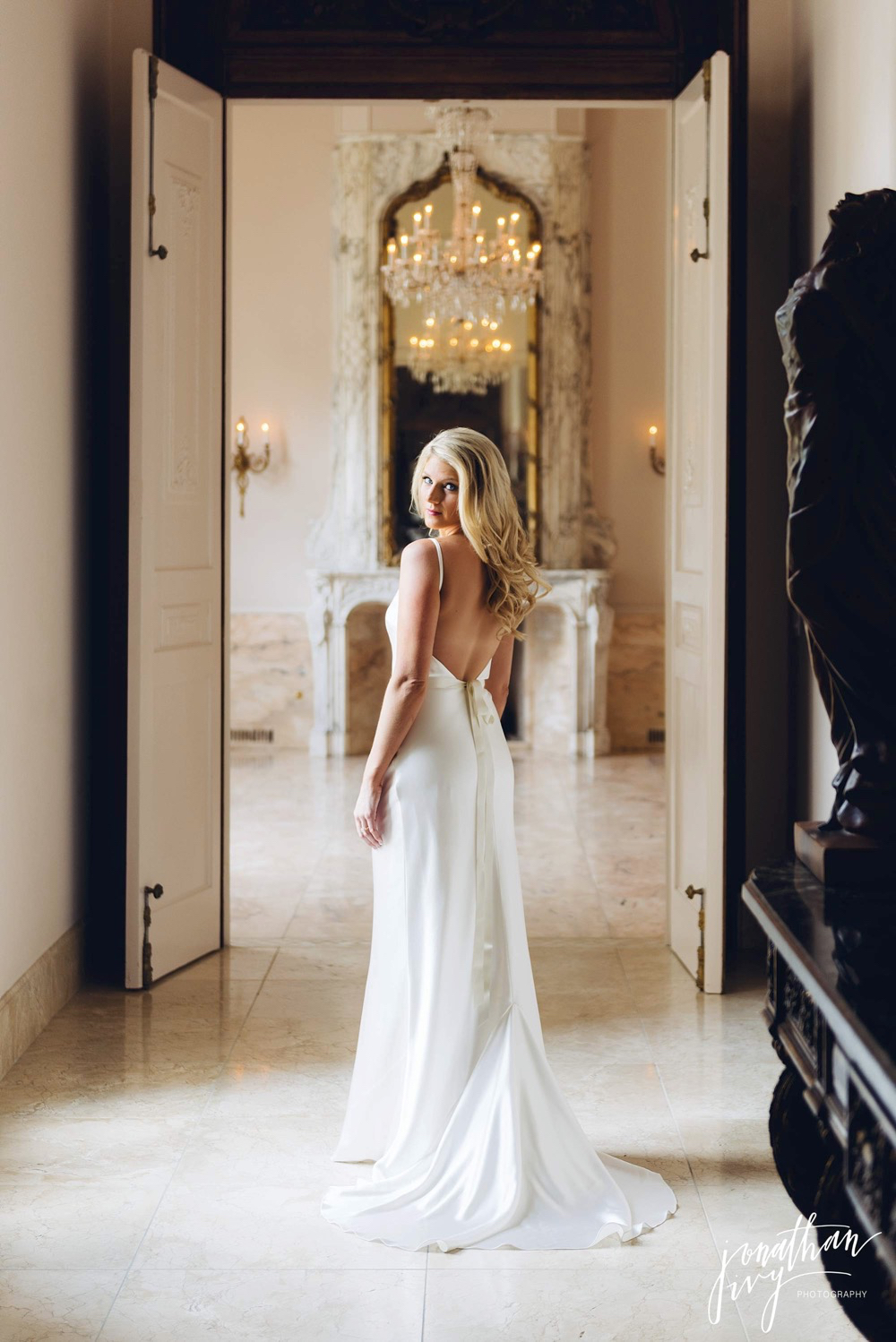 Bridal Photos at Chateau Cocomar
