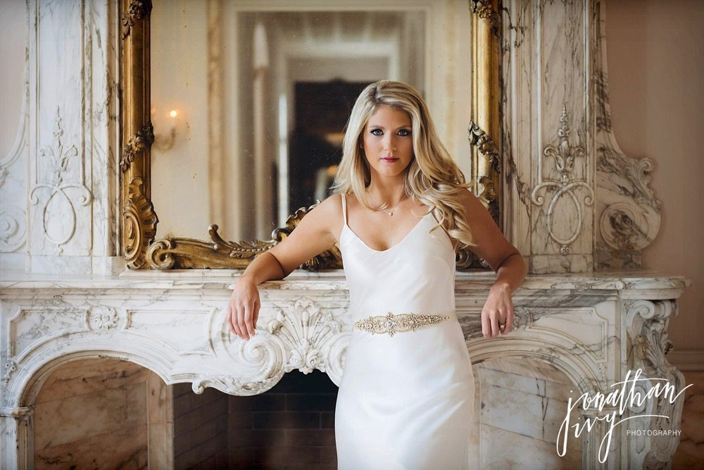 Chateau Cocomar Bridal Photo