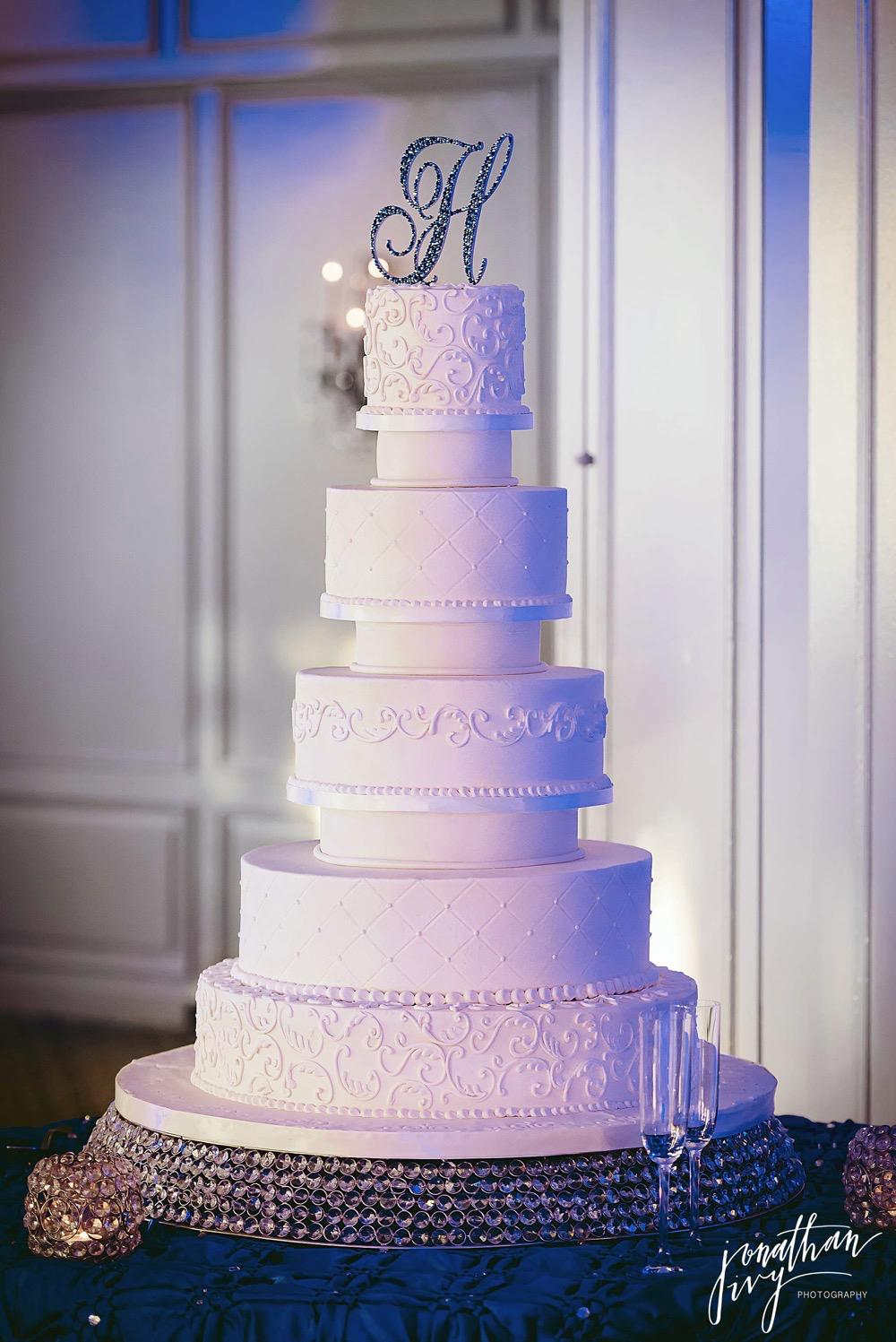 Edible Designs By Jessie Wedding Cake Houston