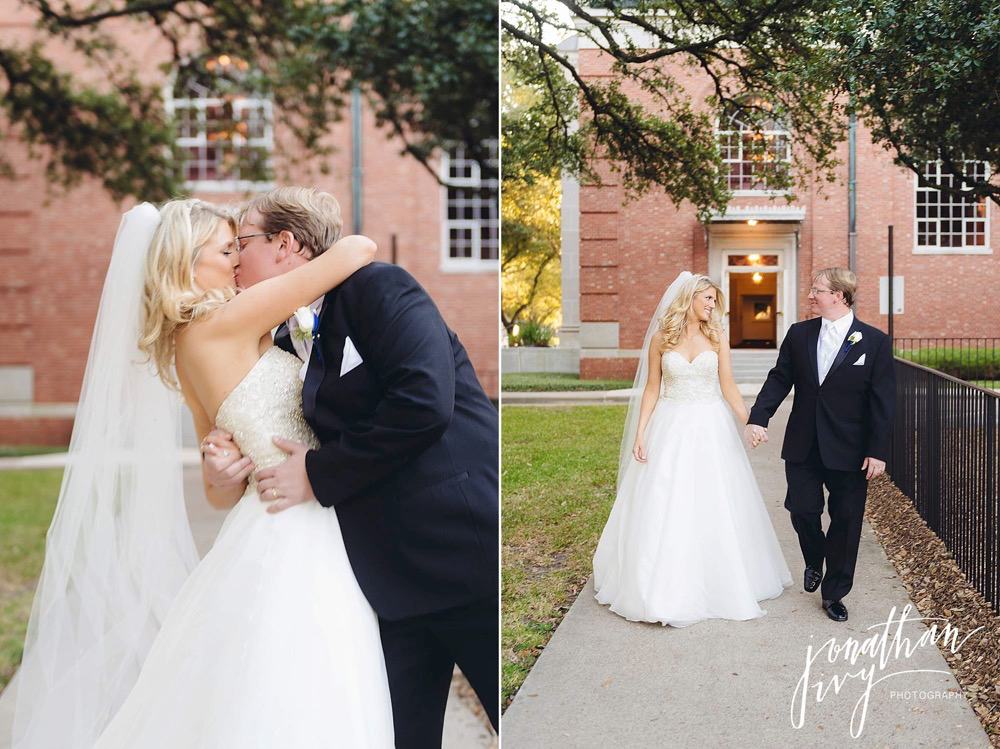 First Presbyterian Church Houston Wedding Keely Thorne Events