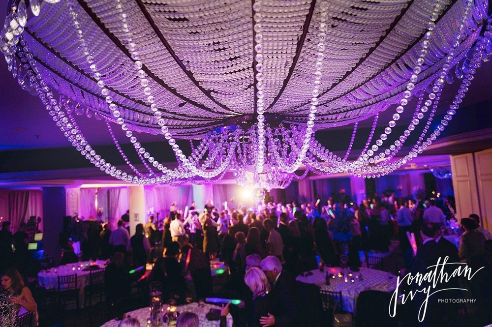 Hotel Zaza Houston Wedding Phantom Ballroom