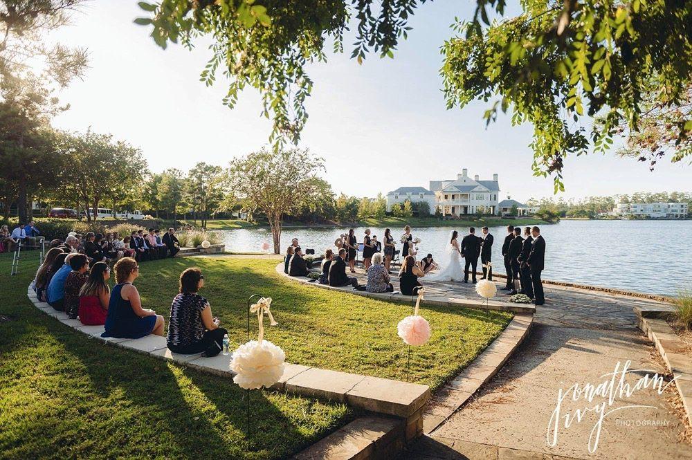 Merhorse Green 87 East Shore Park Wedding Ceremony