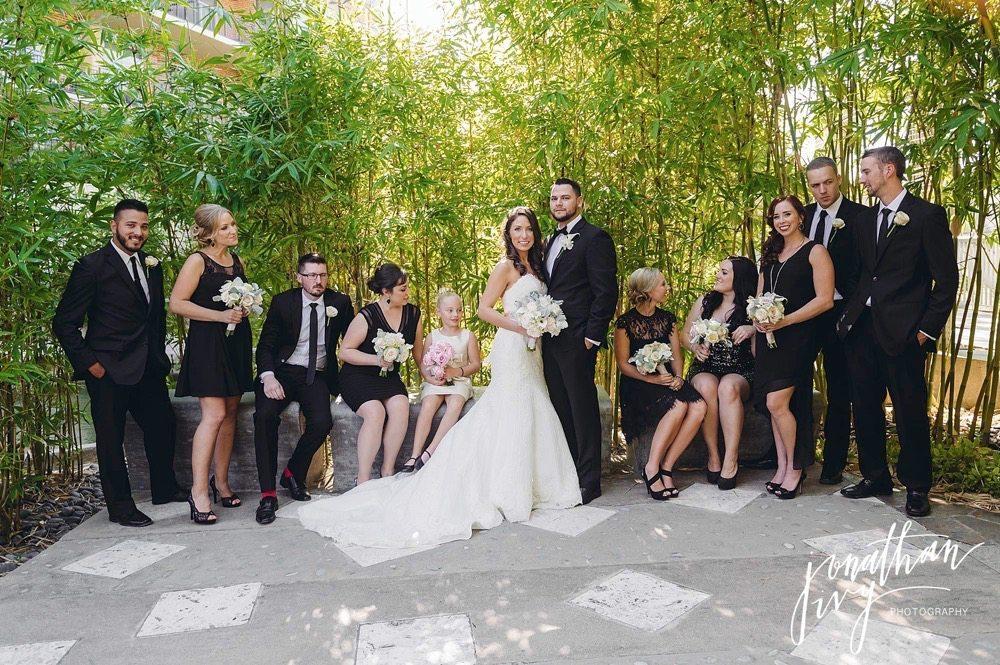 Waterway Woodlands Wedding Photographer