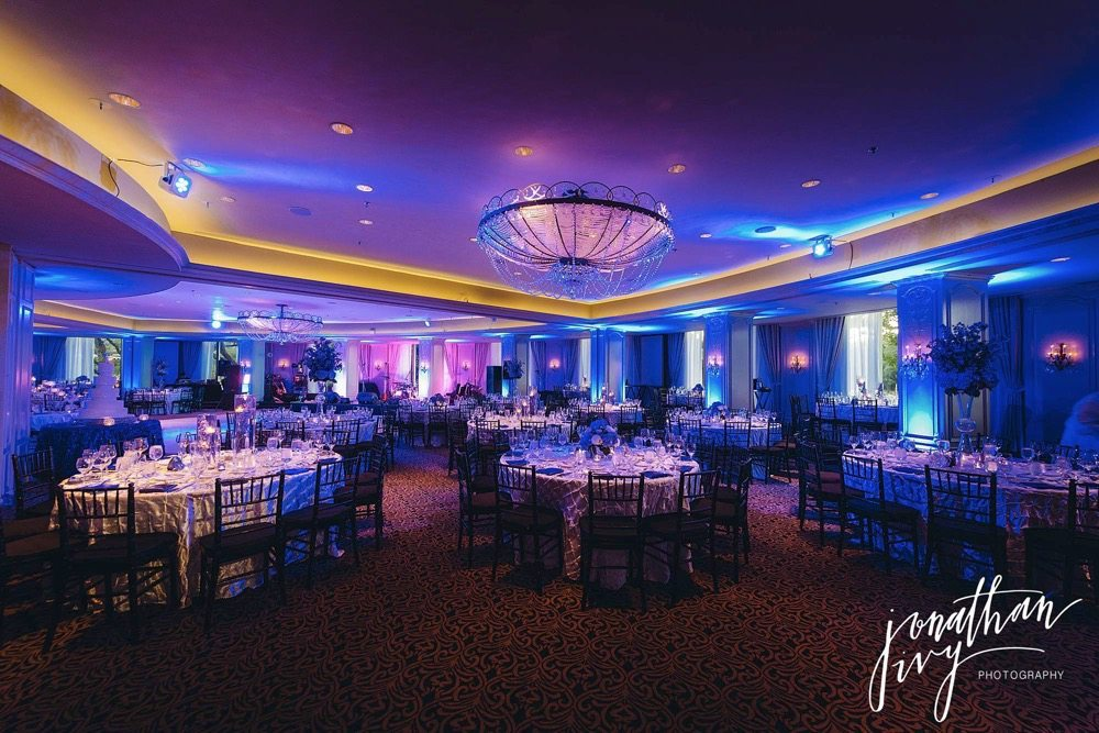Wedding Reception Hotel Zaza Houston Phantom Ballroom