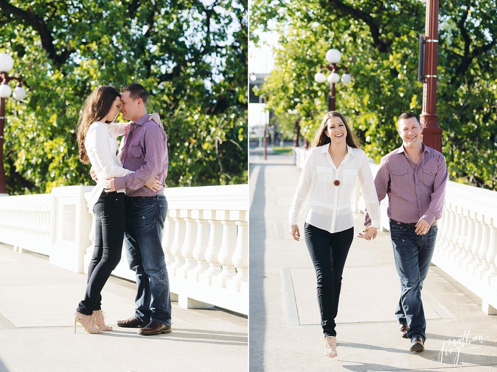 best engagement photographers in Houston