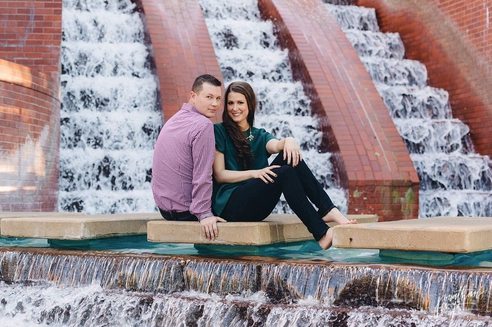 best houston engagement locations