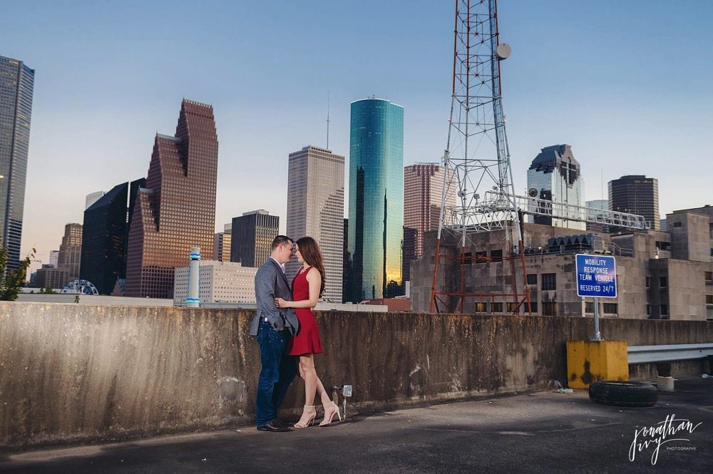 best houston engagement photographer