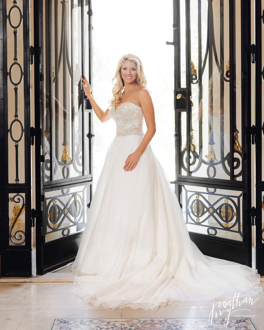 bridal photo cocomar