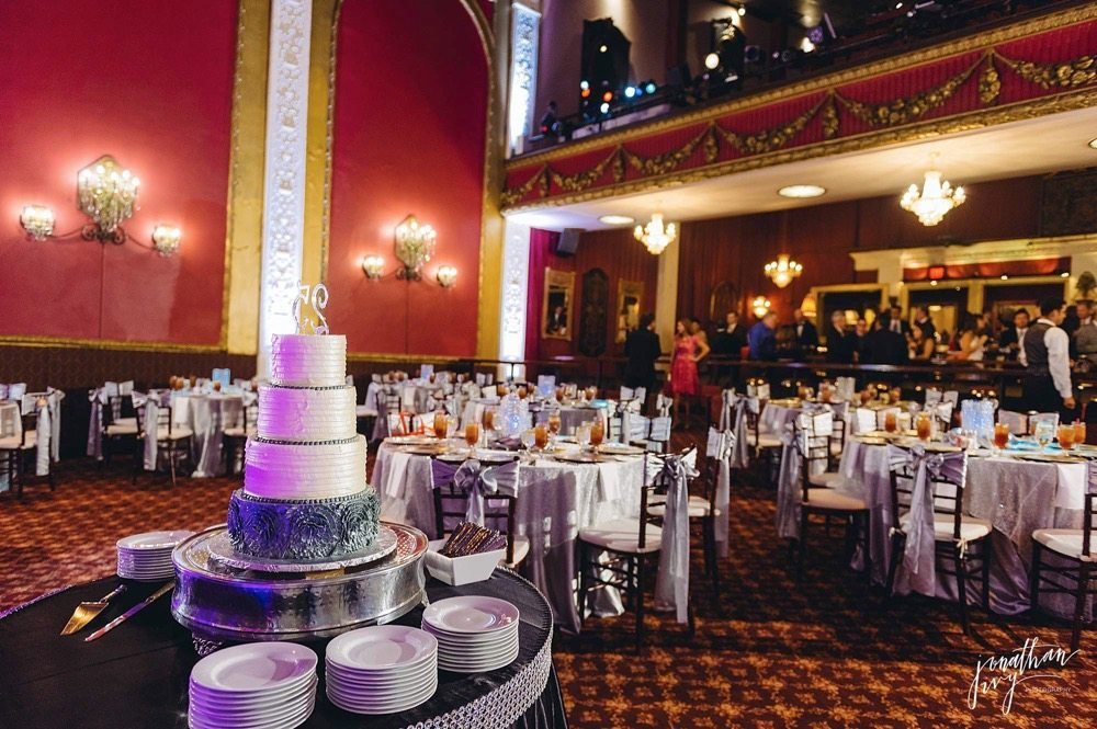 Vow Renewal Wedding Ceremony And Reception At Majestic