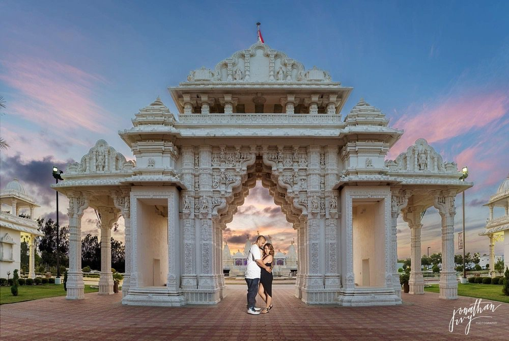 BAPS Shri Swaminarayan Mandir Houston Engagement