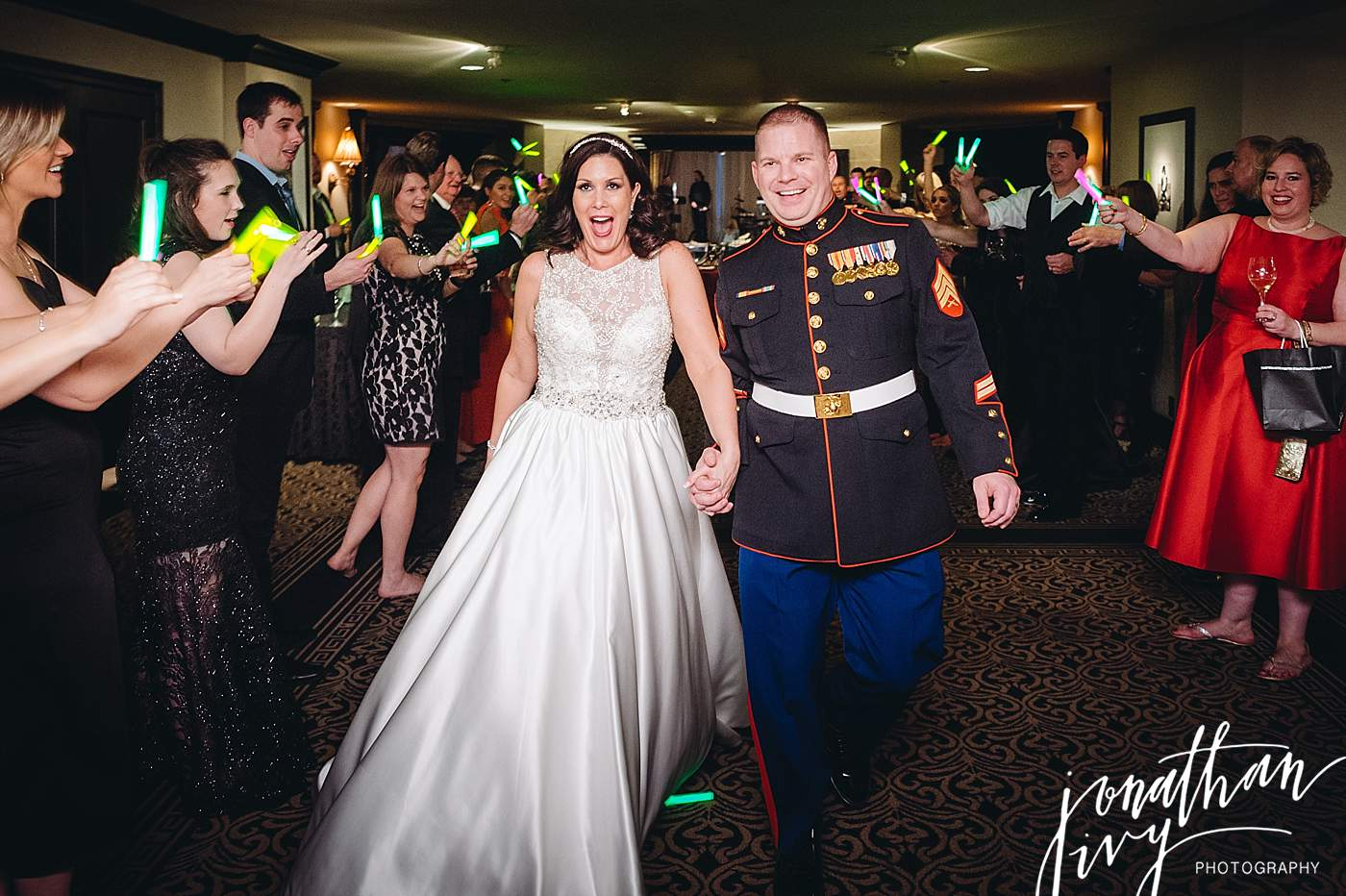 Hotel Zaza Houston Wedding Reception