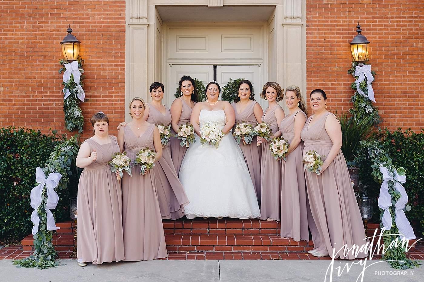 River Oaks Baptist Church Wedding