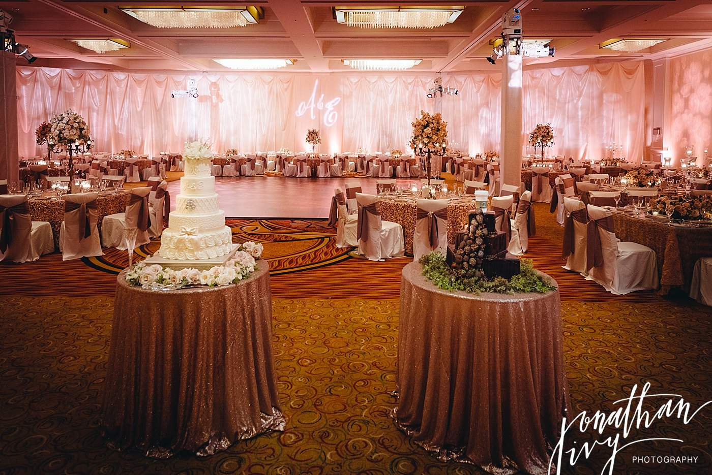 JW Marriott Houston Wedding