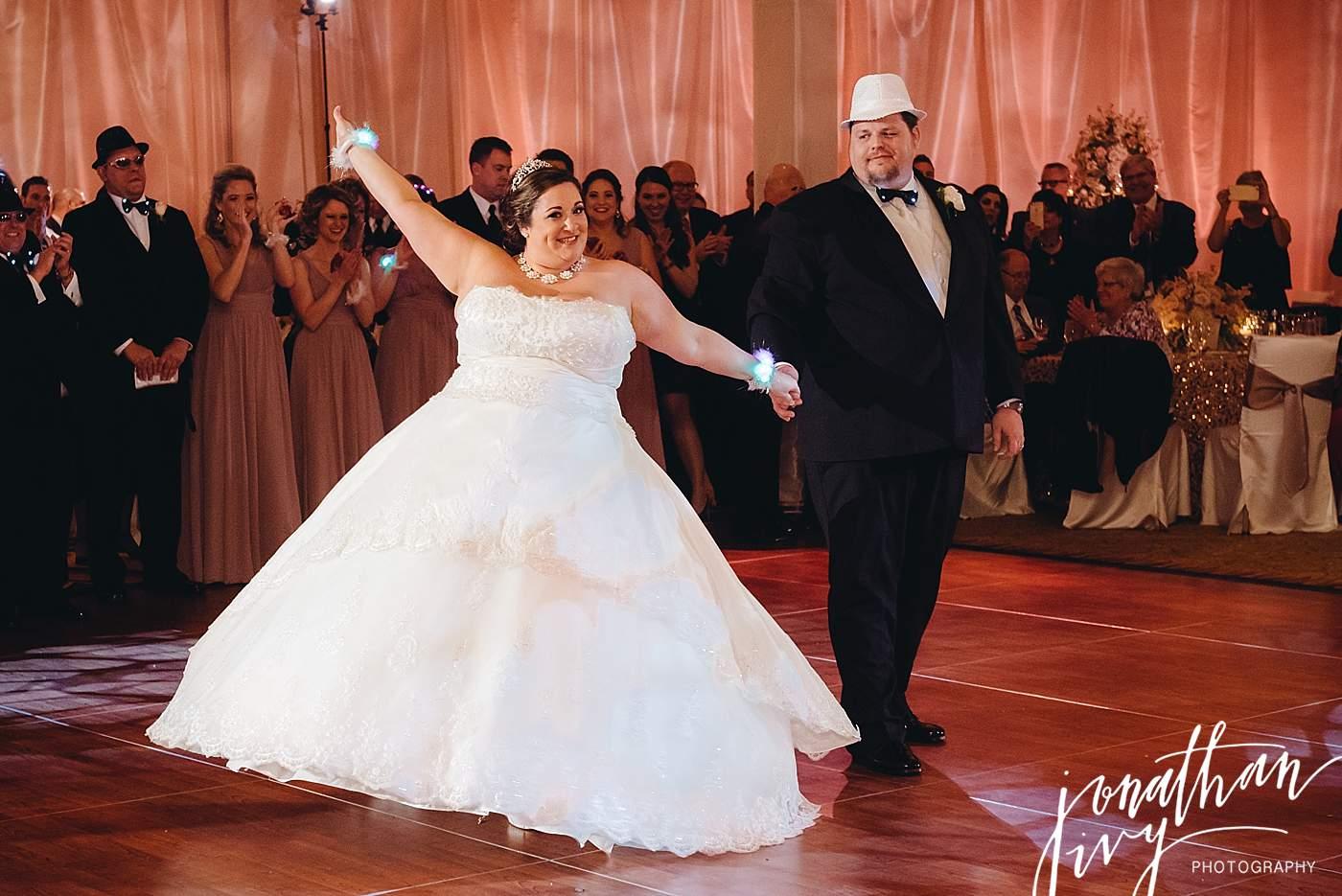 JW Marriott Houston Wedding