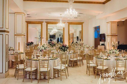 Chateau Cocomar Reception