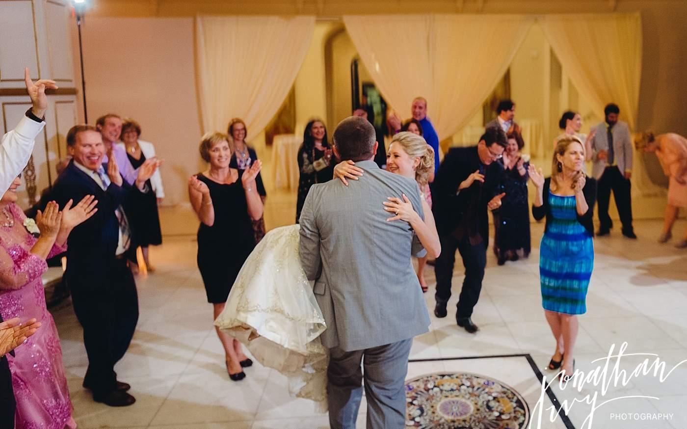 Chateau Cocomar Wedding in Houston