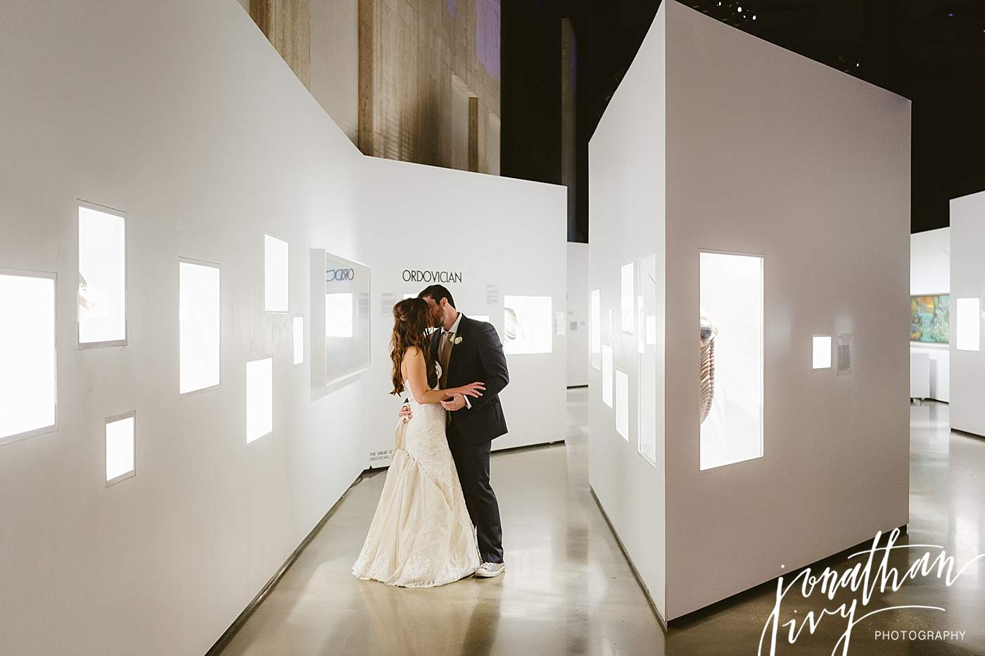 Houston Museum Wedding