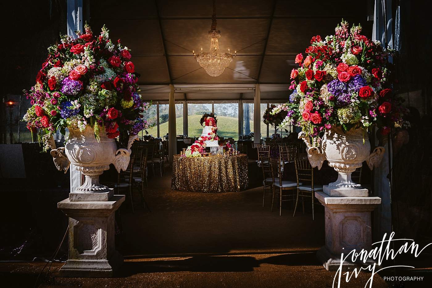 Aerial Wedding Photographer