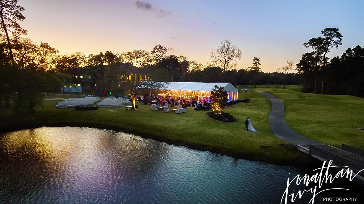 The Woodlands Country Club Wedding – Draper Wedding