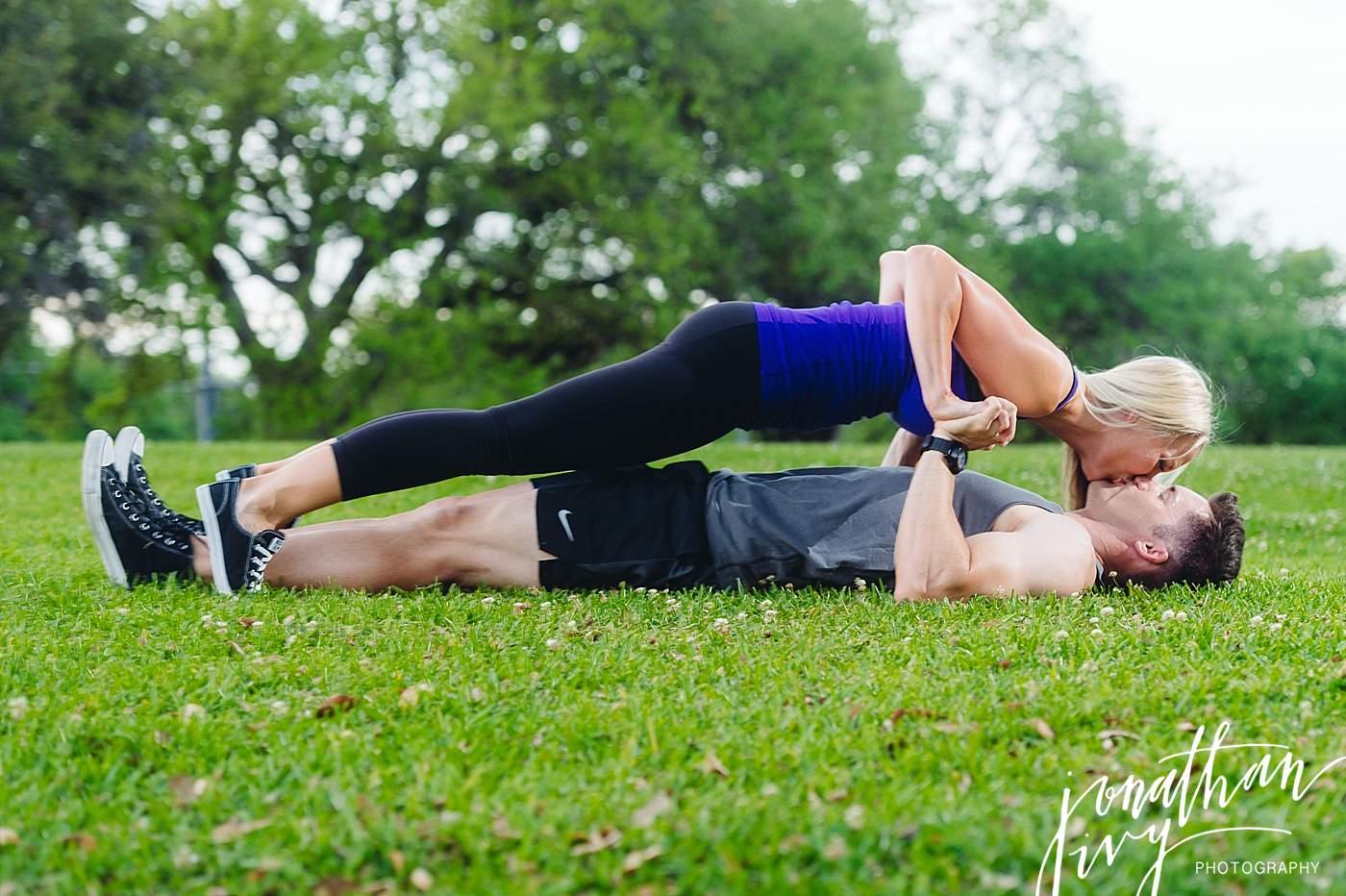 Houston Fitspo Couple
